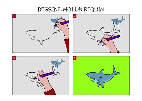 Faire Plan De Maison 3503 by Apprendre 224 Dessiner Un Requin En 3 233