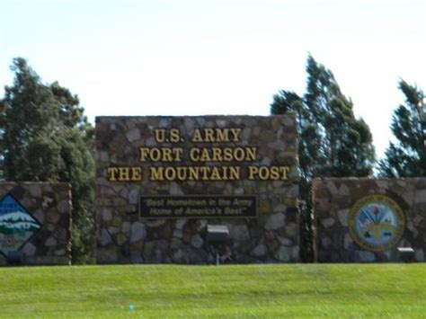 fort carson colorado springs fort carson picture of colorado springs el paso county