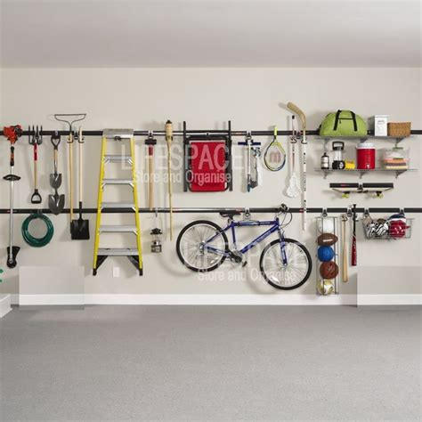 Rubbermaid Garage Shelving Kit 1000 Ideas About Rubbermaid Garage Storage On