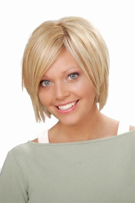 most inspiring plus size haircuts pic best way to different flattering hairstyles for full faces older women short