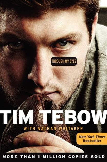 tim tebow through my book report through my by tim tebow paperback barnes noble 174