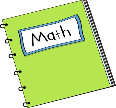 math book pictures math notebook clip math notebook vector image