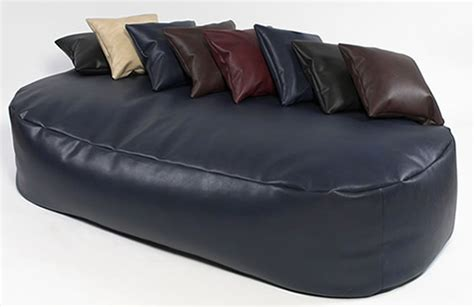 6 foot sofa 6 ft bed sofa faux leather