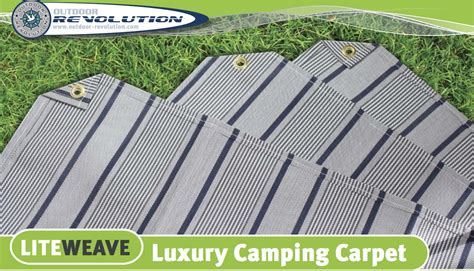 awning carpet outdoor revolution liteweave breathable awning carpet for
