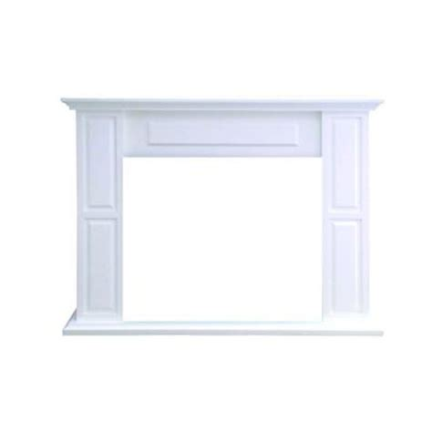 Home Depot Fireplace Mantel And Surround by Yosemite Home Decor Ceres 53 In X 42 In Surround