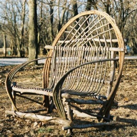 willow furniture willow twigs pinterest