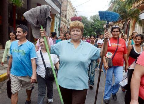 de las empleadas domesticas beneficiara a 11 millones familias de trabajo dom 233 stico lo nuevo especiales abc color