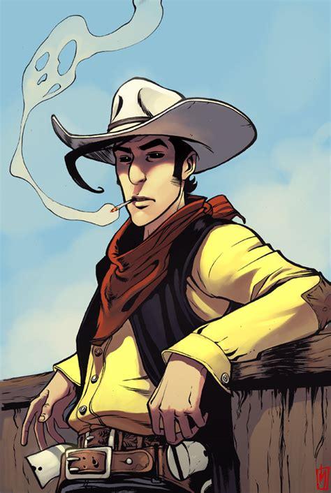 film cowboy version française lucky luke by lordmishkin on deviantart