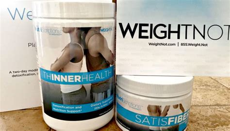 Weightnot Detox by Two Day Detox With Weighfast From Weightnot