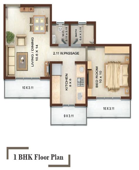 house plan for 600 sq ft in india floor plan vedic heights