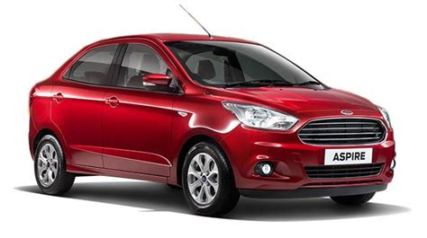 Ford Aspire Price (GST Rates), Images, Mileage, Colours
