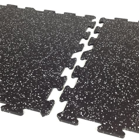 Interlocking Rubber Floor Tiles by Interlocking Rubber Flooring The Ideal Home Floor