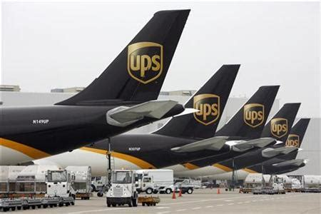 new york ups glitches could boost u s delivery competition