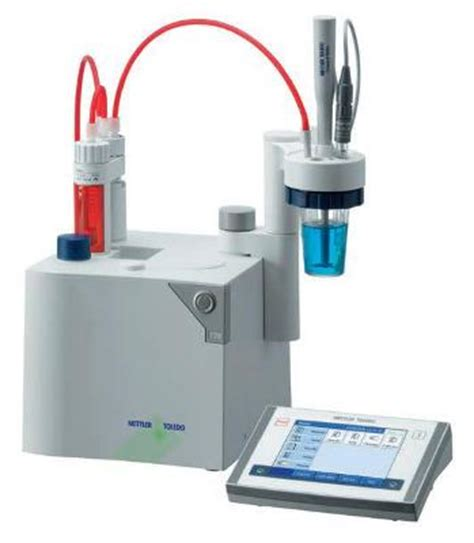 t50 titrator from mettler toledo : get quote, rfq, price
