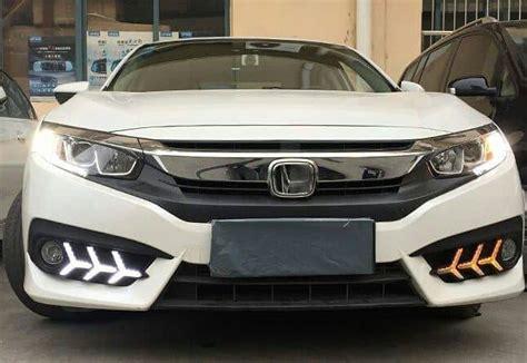 Sillplate Led Honda Civic By Vauto indomegah jaya auto home