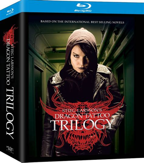 dragon tattoo sequel millennium trilogy 2009 extended cut 1080p bluray dts x264