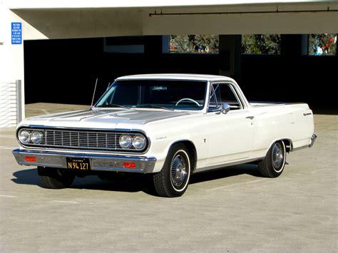 1964 el camino all american classic cars 1964 chevrolet chevelle el camino