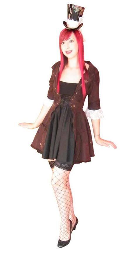 17 Best ideas about Female Mad Hatter on Pinterest ... Female Mad Hatter Costume