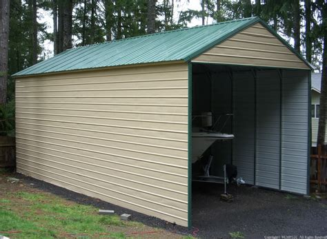 Carport And Garages by West Coast Metal Buildings Rv Cover E Carports