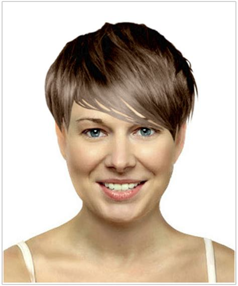 how to style hair that grows forward on top styling ideas for growing out short hair