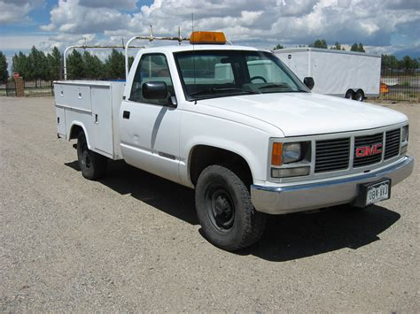 how does cars work 1993 gmc 2500 head up display 1993 gmc 3 4 ton 2500 utility truck city of alamosa