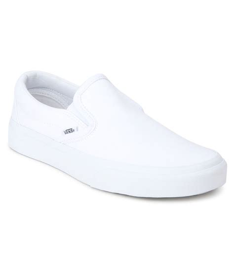 casual white sneakers vans classic sneakers white casual shoes buy vans