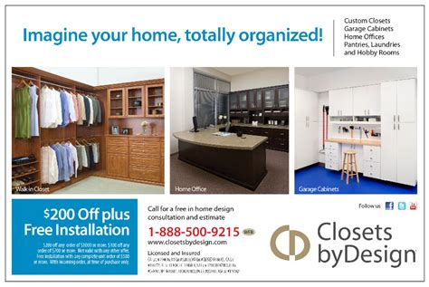 Closets By Design Coupon by Closets By Design Orlando Fl 32810 6134 Yellowbook
