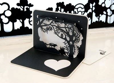 Silhouette Pop Up Card Template by 17 Beste Afbeeldingen Papercutting Op