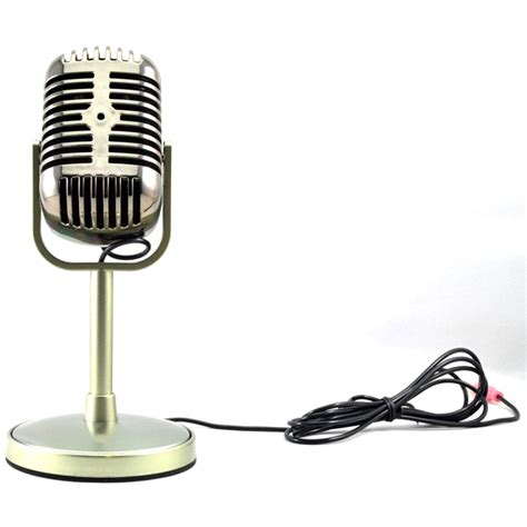 Pop Filter Untuk Stand Mic Microphone Condenser Layer condenser microphones classical design vintage retro