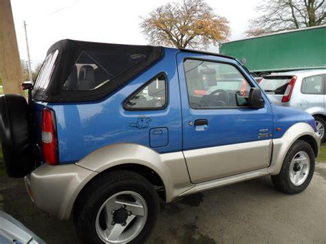 Suzuki Soft Top 4x4 Suzuki Jimny Soft Top 4x4 Blackerton Cross Garage