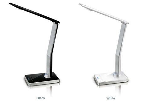 Lu Led Philips Usb philips led eye care led desk l with usb charger ebay