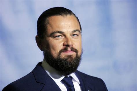 Leonardo Dicaprio Denies Is by Handsome Leonardo Dicaprio