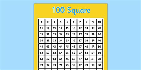 top 28 what does 100 square free worksheets 187 1 100