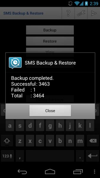 backup messages android how to backup sms and restore on android free app sms backup restore