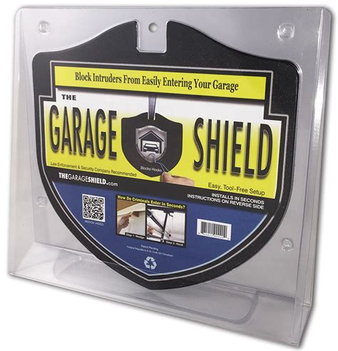 Garage Shield by The Garage Shield Protect Against 6 Second In