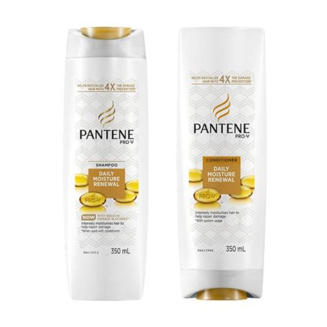 Pantene Daily Moisture Renewal review of pantene pro v daily moisture renewal shoo