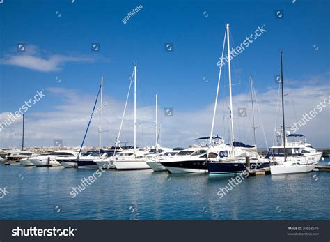 bluewater boats website beautiful marina view sailboats and motorboats in blue