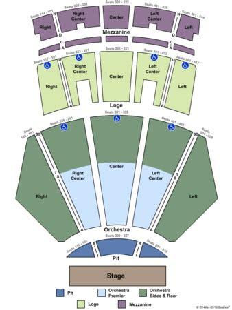 nokia theater seating map nokia theater seating chart nokia theatre seat map seat