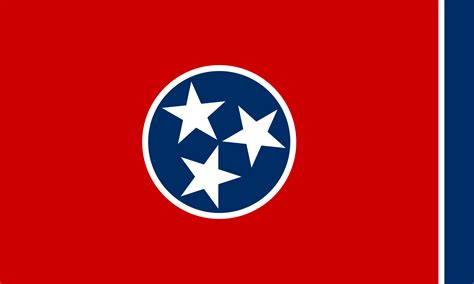 tennessee colors tennessee state flags