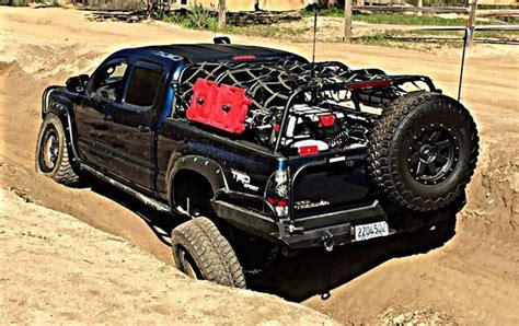 off road truck bed rack roads trucks and beds on pinterest