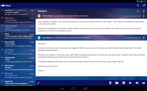 yahoo email upgrade 2015 yahoo mail gets smarter in version 4 8 2 update aivanet