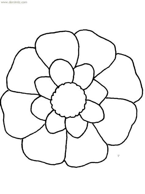 coloring pages of different types of flowers 199 i 231 ekler boyama kağıtları resimleri
