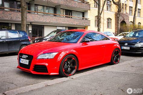 Audi Tt Rs Plus Tuning by Audi Tt Rs Plus 10 Juin 2015 Autogespot