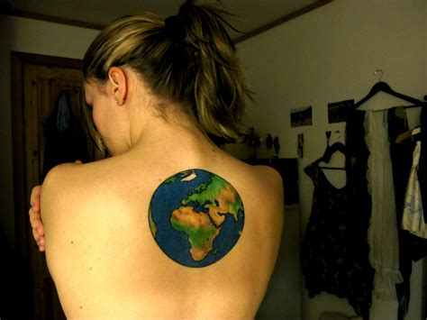 earth tattoo designs 100 s of earth design ideas pictures gallery