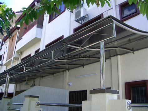 stainless steel awnings stainless steel awning
