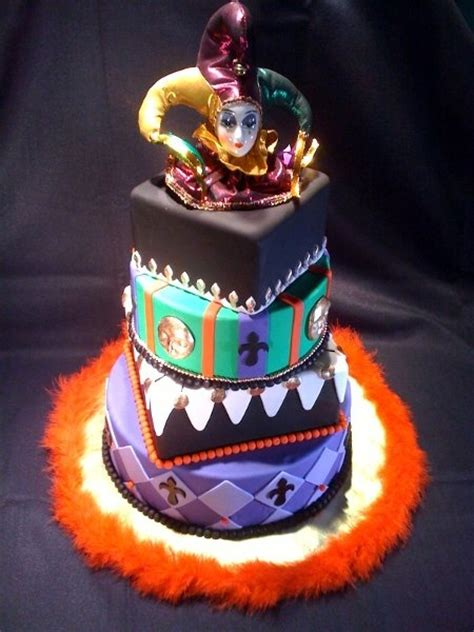sweet carnival cakes 12 best images about cakes mardi gras on pinterest