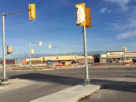 new lights new traffic lights on pembina highway janice lukes