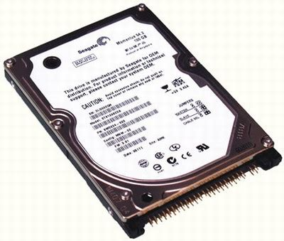 Harddisk 100 Gb St9100824as Seagate Momentus 5400 2 Sata 1 5gb S 100 Gb Drive