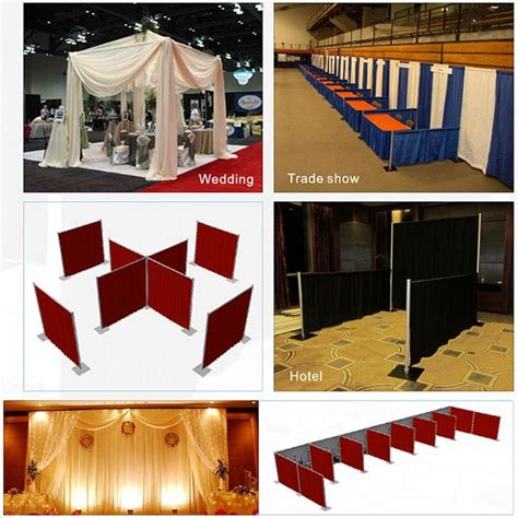 pole and drape system innovative systems pipe and drape pole and drape system