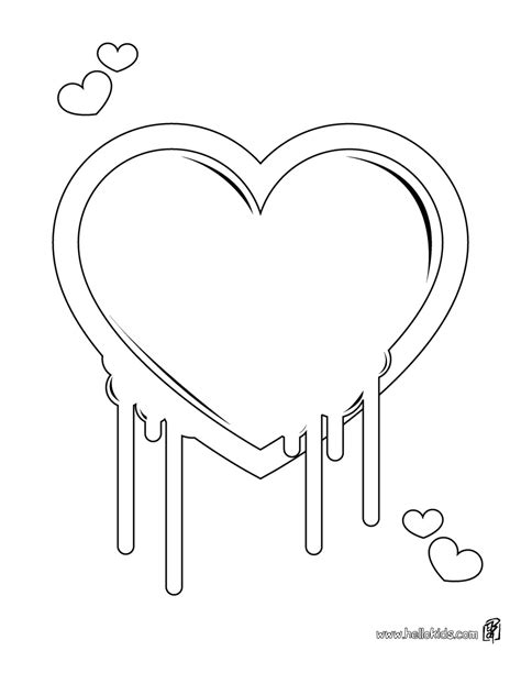 Hearts With Wings Coloring Pages Only Coloring Pagesonly Coloring Pages Of Hearts With Wings